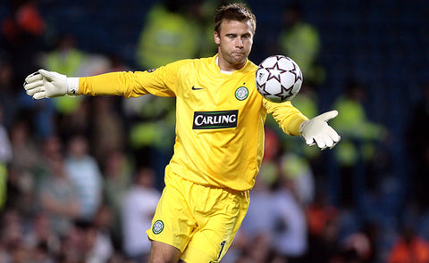 WE SPOKE TO ARTUR BORUC ABOUT PLAYING IN THE OLD FIRM FOR CELTIC