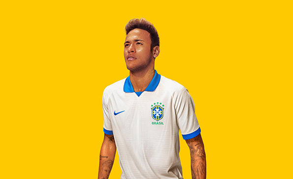 BRAZIL WEAR WHITE NOW