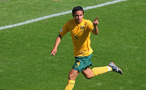 TIM CAHILL WAS A WORLD CUP SPECIALIST