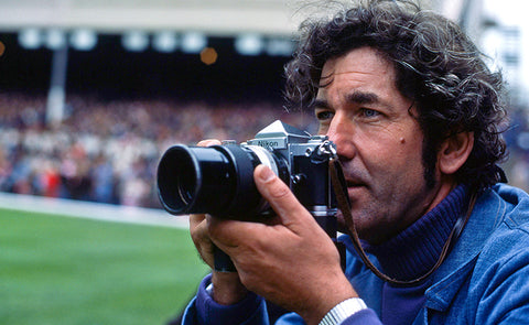 GERRY CRANHAM IS PROBABLY THE GREATEST SPORTS PHOTOGRAPHER OF ALL TIME
