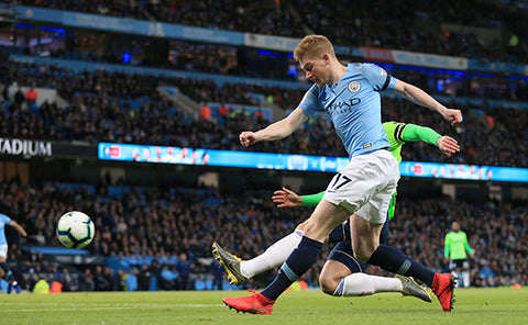 KEVIN DE BRUYNE BUILDS HIS PERFECT PLAYER