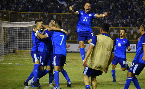 EL SALVADOR EARN THEMSELVES RIDICULOUS SMASH AND GRAB WIN V PERU