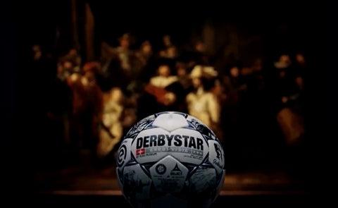EREDIVISIE PAY TRIBUTE TO REMBRANDT WITH NEXT SEASON'S MATCH BALL