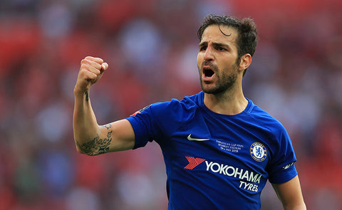 CESC FABREGAS AT CHELSEA WAS ABSOLUTELY MAGIC