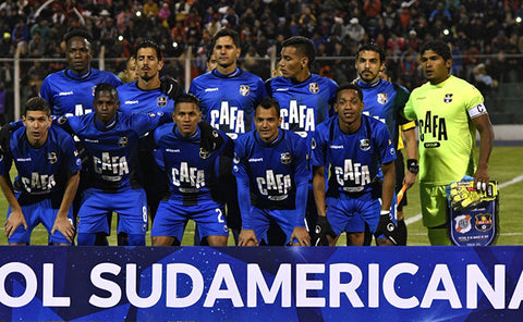 FOOTBALL MANAGER NIGHTMARE COMES TO LIFE IN COPA SUDAMERICANA