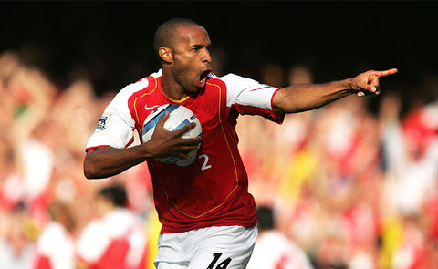 NO ONE MADE ME FEEL LIKE THIERRY HENRY DID