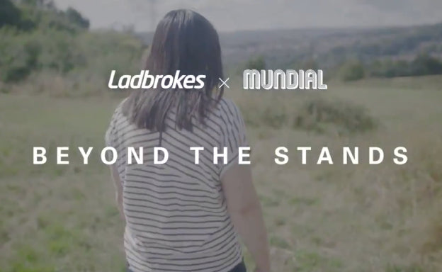 LADBROKES: 'BEYOND THE STANDS'