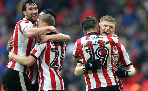 LINCOLN CITY ARE LOOKING TO BREAK RECORDS ON THEIR AWAY TRIP TO MK DONS