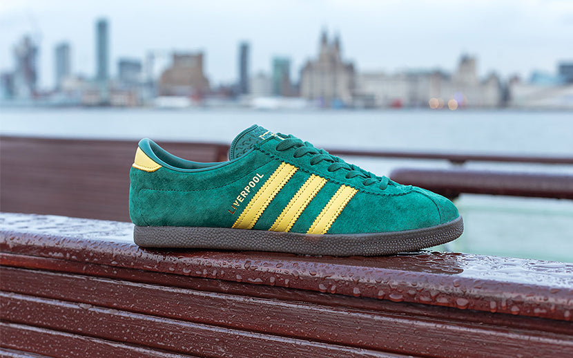 SIZE x ADIDAS ORIGINALS: '20TH ANNIVERSARY CITY SERIES'