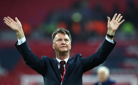 LOUIS VAN GAAL TAKES AIM AT JOSÉ MOURINHO, OLE GUNNAR SOLSKJÆR, AND MANCHESTER UNITED