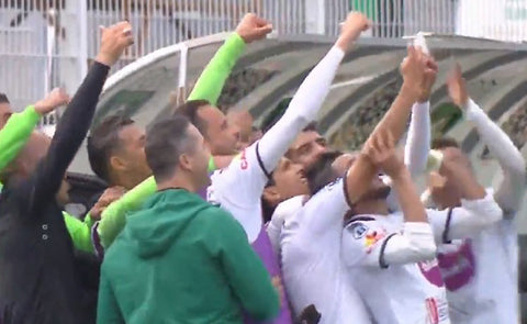 A MORROCAN TEAM TRIED TO COPY MARIO BALOTELLI'S INSTAGRAM CELEBRATION