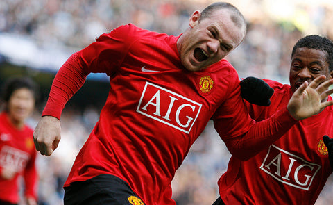 THE NINE BEST (MOSTLY) FORGOTTEN ROONEY GOALS