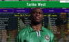 CHAMP MANAGER'S TARIBO WEST WAS A GOD OF WAR
