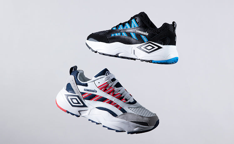 UMBRO REVAMP CLASSIC FOOTBALL TRAINERS WITH ARP COLLECTION