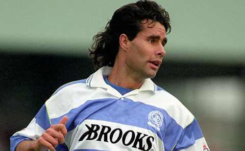 ROY WEGERLE WALTZING PAST LEEDS MADE HIM A QPR LEGEND