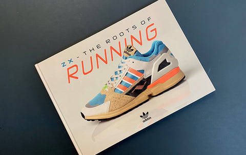 ADIDAS ORIGINALS: ZX - THE ROOTS OF RUNNING