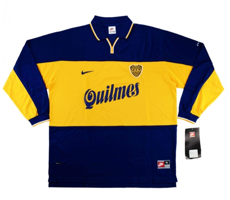 size 40 abab2 f8df1 THE SEVEN BEST BOCA JUNIORS KITS – MUNDIAL MAGAZINE