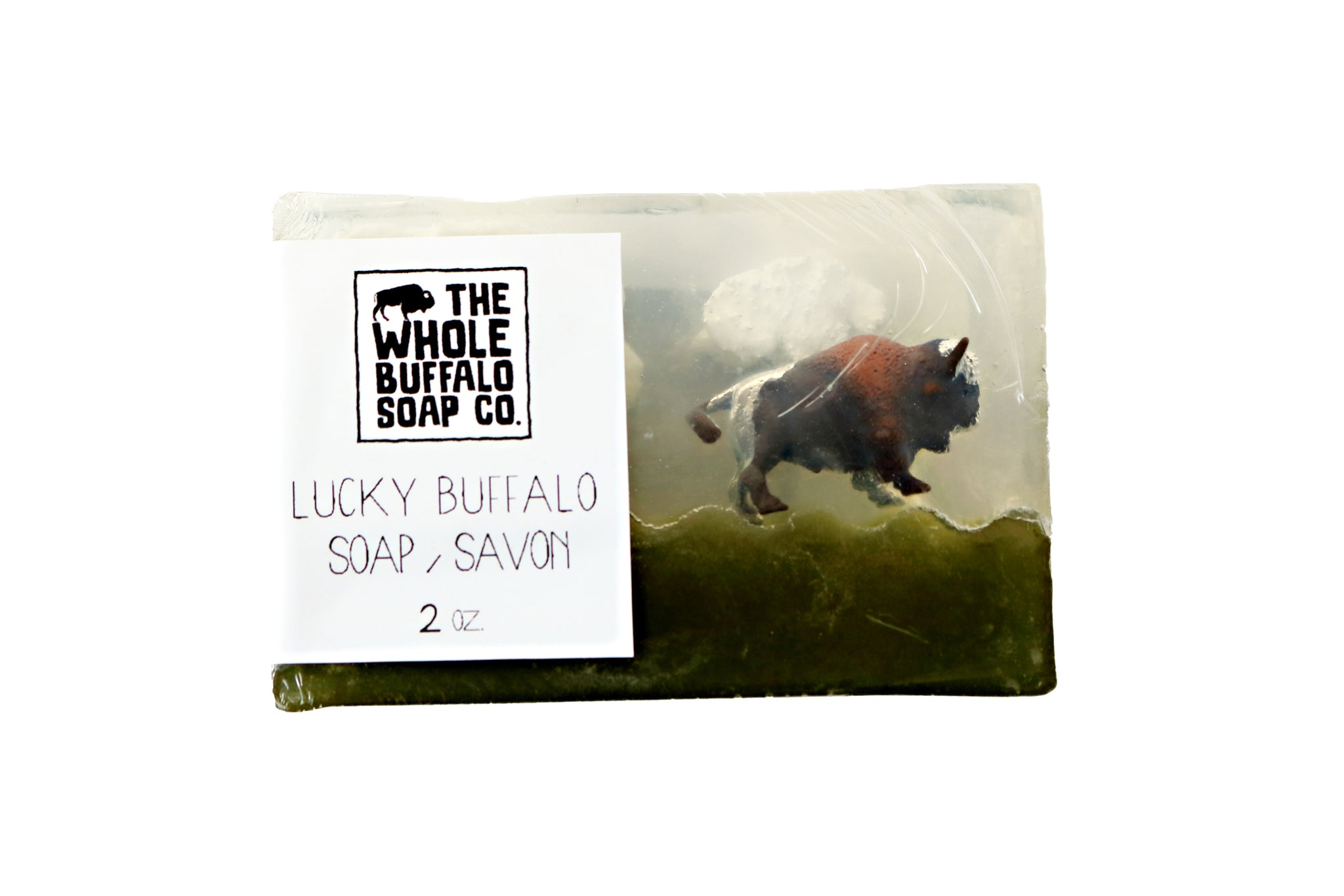 Lucky Buffalo Soap for Kids