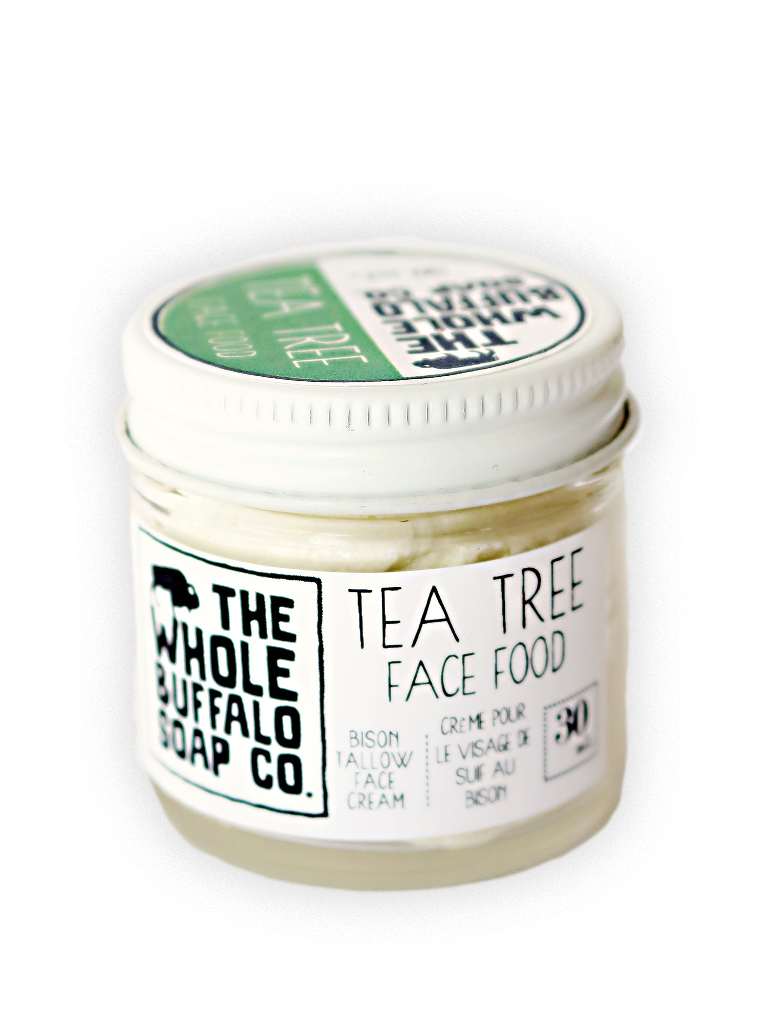 Tea Tree Face Food