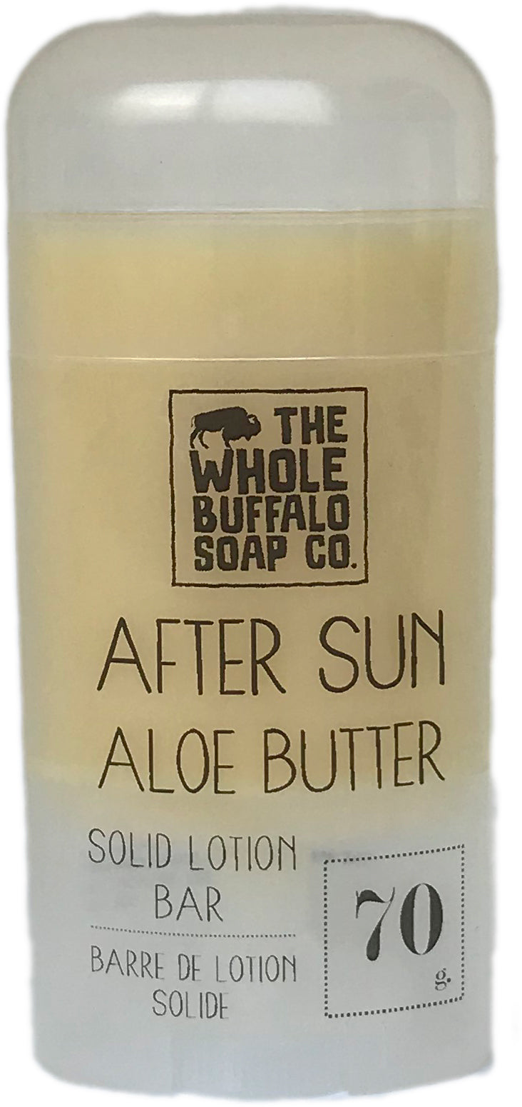 After Sun Aloe Butter