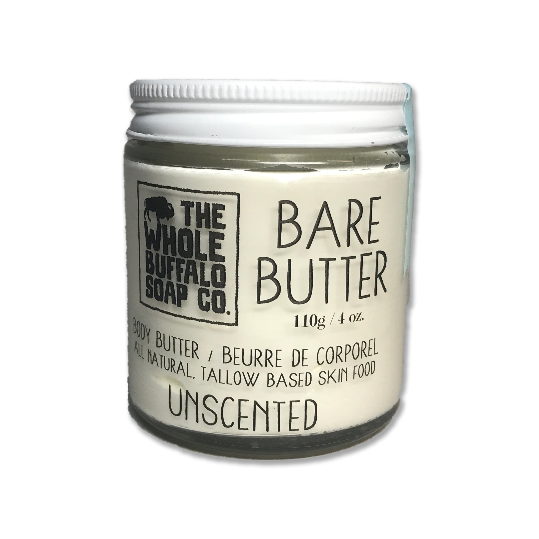 Tallow Body Butter - Bare