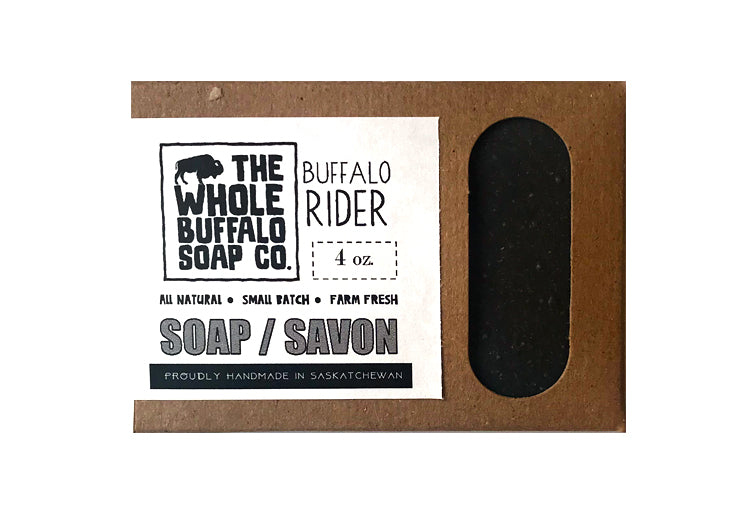 Buffalo Rider Soap Bar