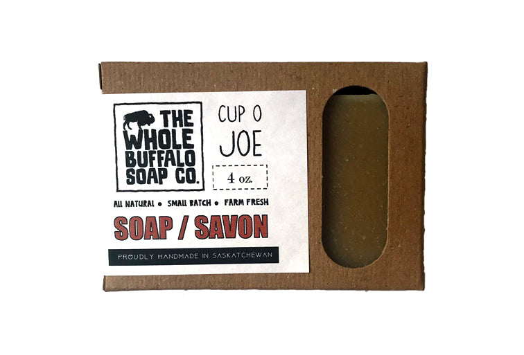 Cup O Joe Bar Soap