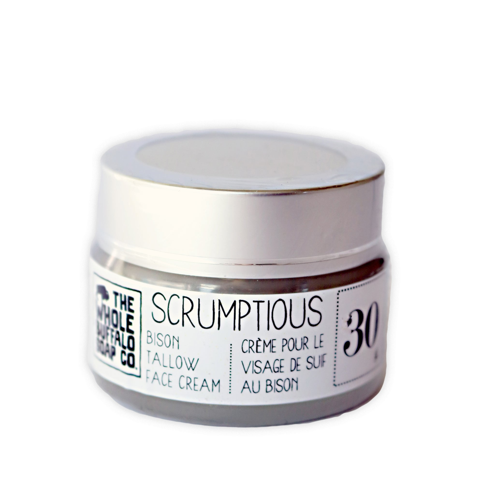 Scrumptious Face Cream