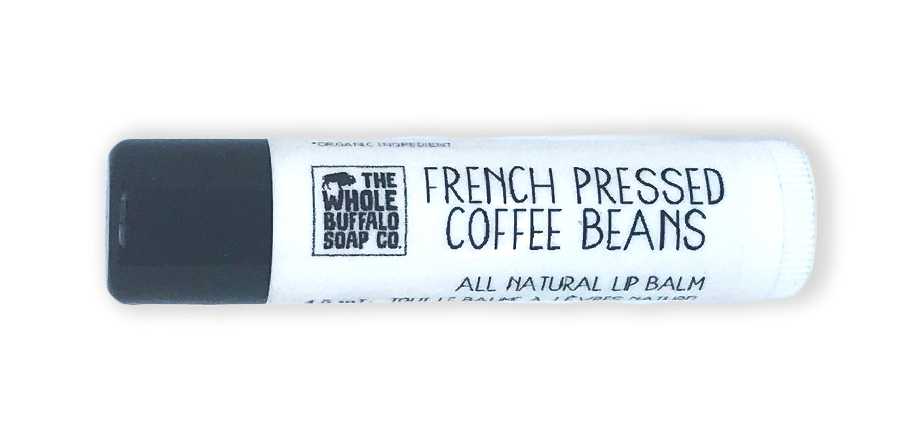 French Pressed Coffee Lip Balm