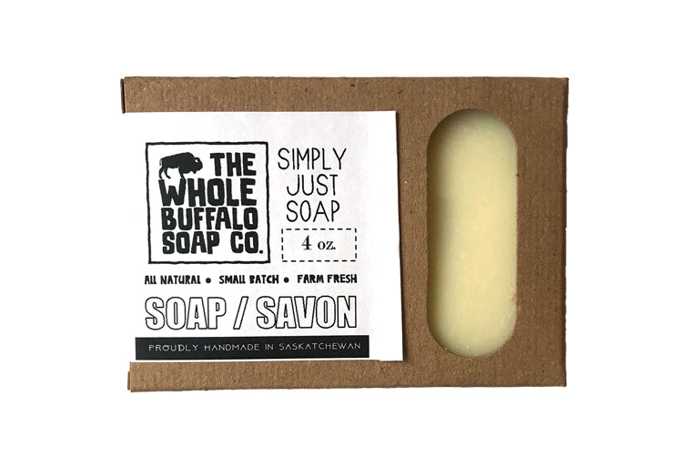 Simply Just Soap Bar