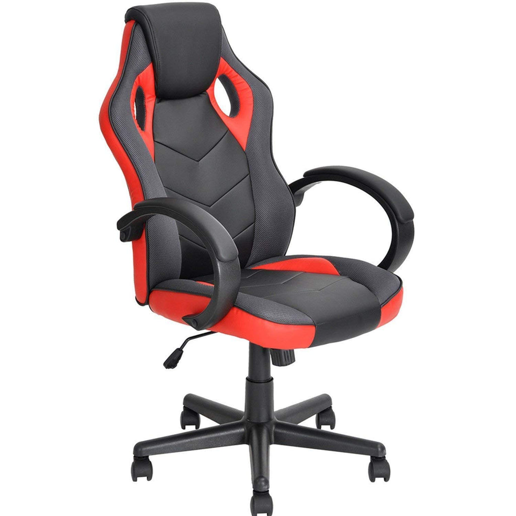 Coavas computer chair game chair racing chair office high back pu leather computer gaming chair executive