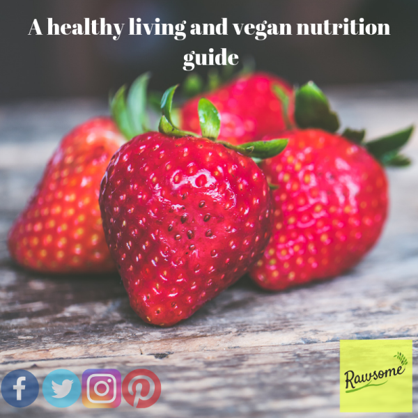 A healthy living and vegan nutrition guide