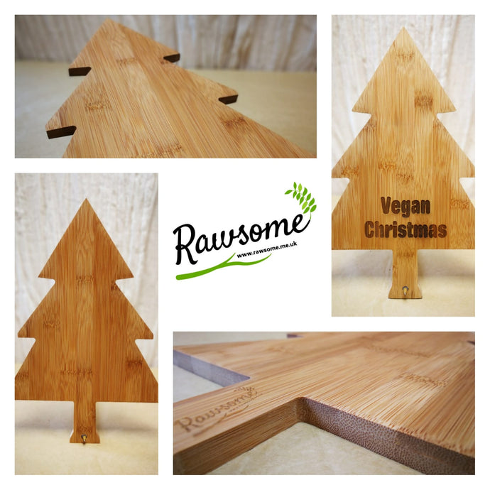 Our Tree Bamboo Board