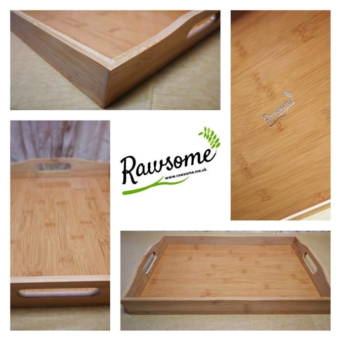 Our Bamboo Serving Tray