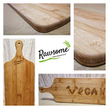 Our Long Bamboo Bread Board