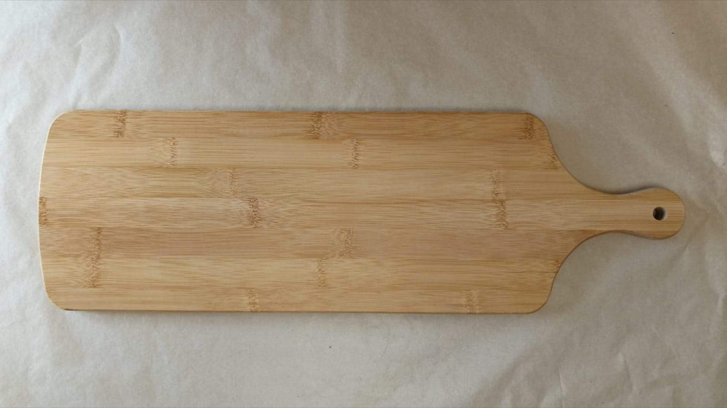 Bamboo Bread Board Long | Sustainable Gift | Rawsome