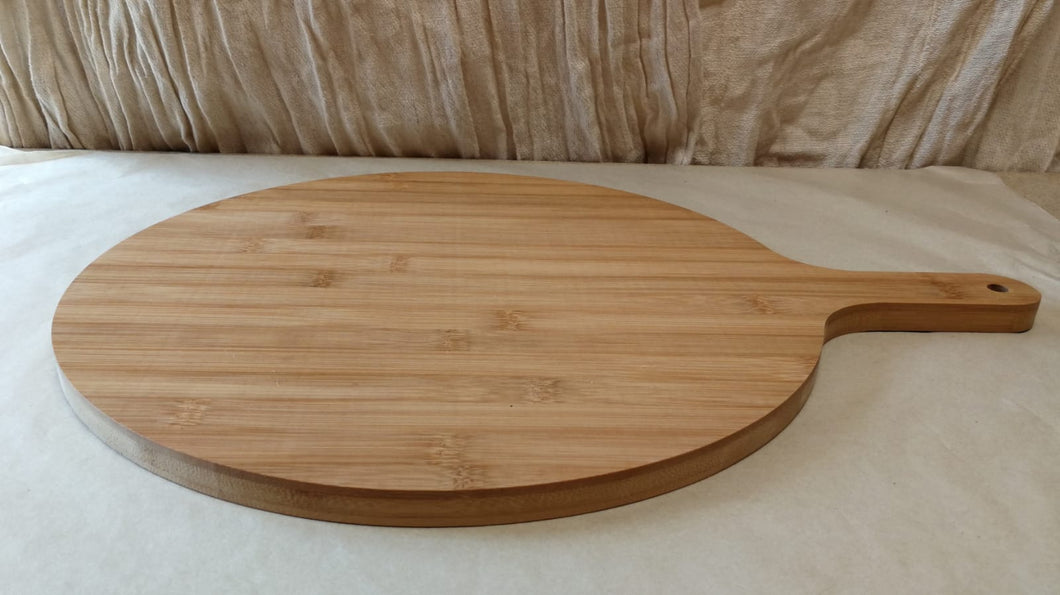 Pizza Bamboo Serving Board | Sustainable Gift | Rawsome