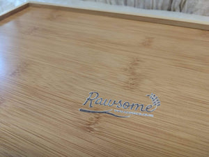 Bamboo Serving Tray | Sustainable Gift | Rawsome