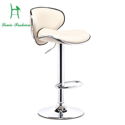 The Bar Chair Fashion European-style Bar Chair Bar Stool High Rotating Chair Lift Latest Technology Furniture