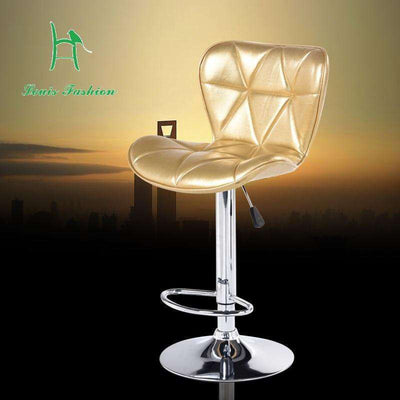 Bar Chairs The Bar Chair Fashion European-style Bar Chair Bar Stool High Rotating Chair Lift Latest Technology