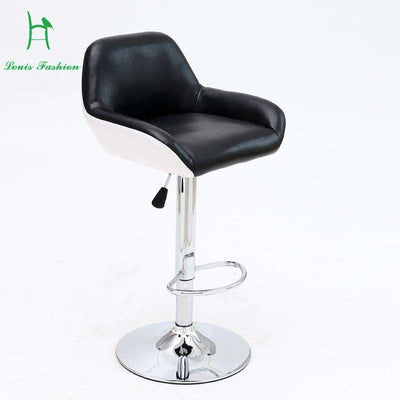 Furniture Bar Furniture The Bar Chair Fashion European-style Bar Chair Bar Stool High Rotating Chair Lift Latest Technology