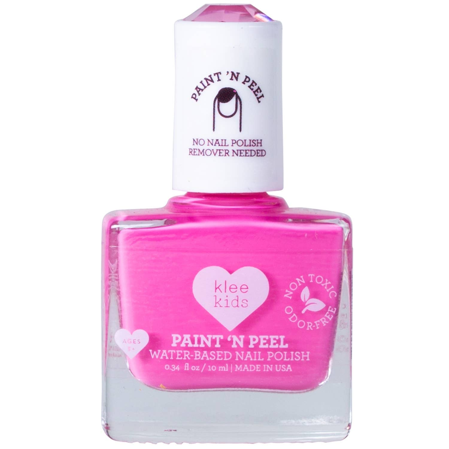 Klee Naturals - Austin - Klee Kids Water-Based Peelable Nail Polish