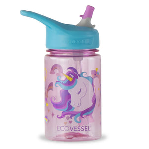 Splash 12oz Kids Bottle - Unicorn