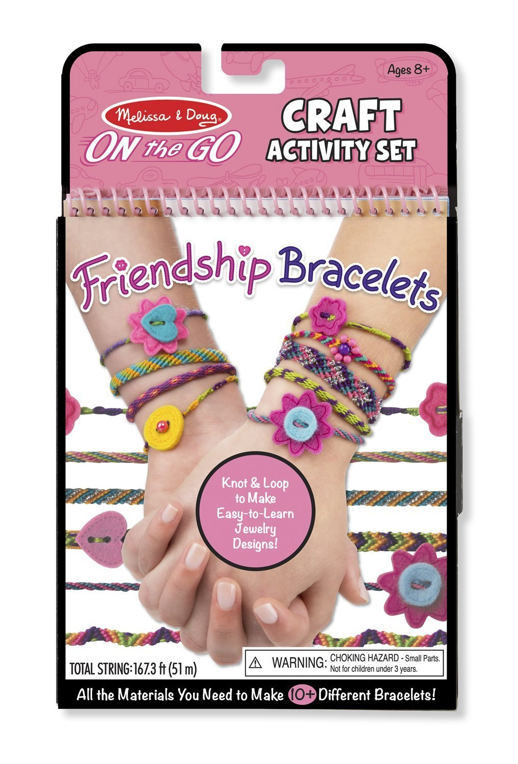 Friendship Bracelet Craft