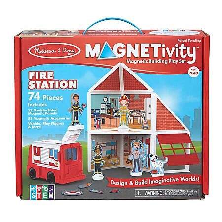 Magnetivity - Fire Station