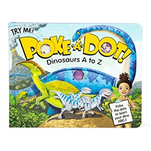 Poke-A-Dot Dinosaurs A to Z