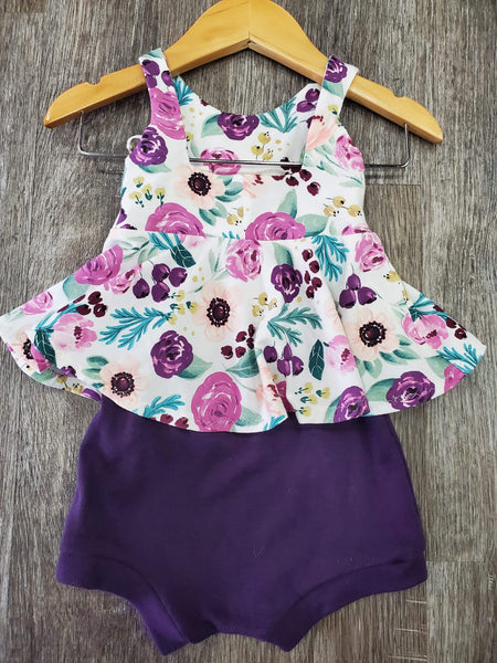 Lavender 2pc Baby