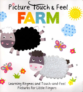 Picture Touch & Feel FARM