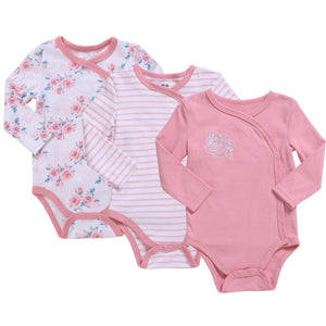 Flower Onesie Set