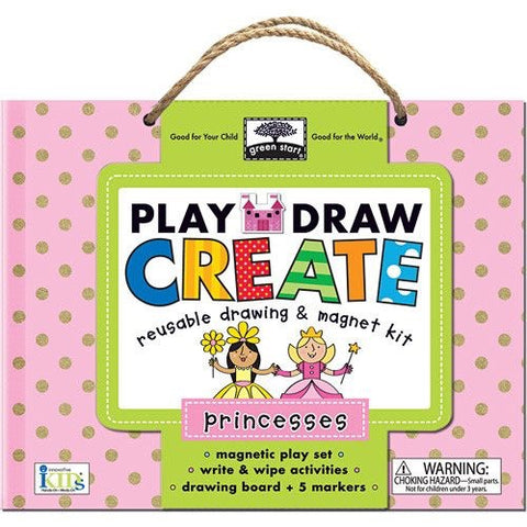 Play, Draw, Create - Princess